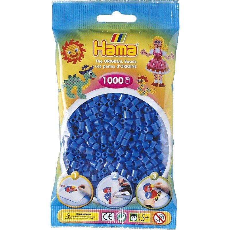 Hama Perlen Hellblau 1.000 Stück