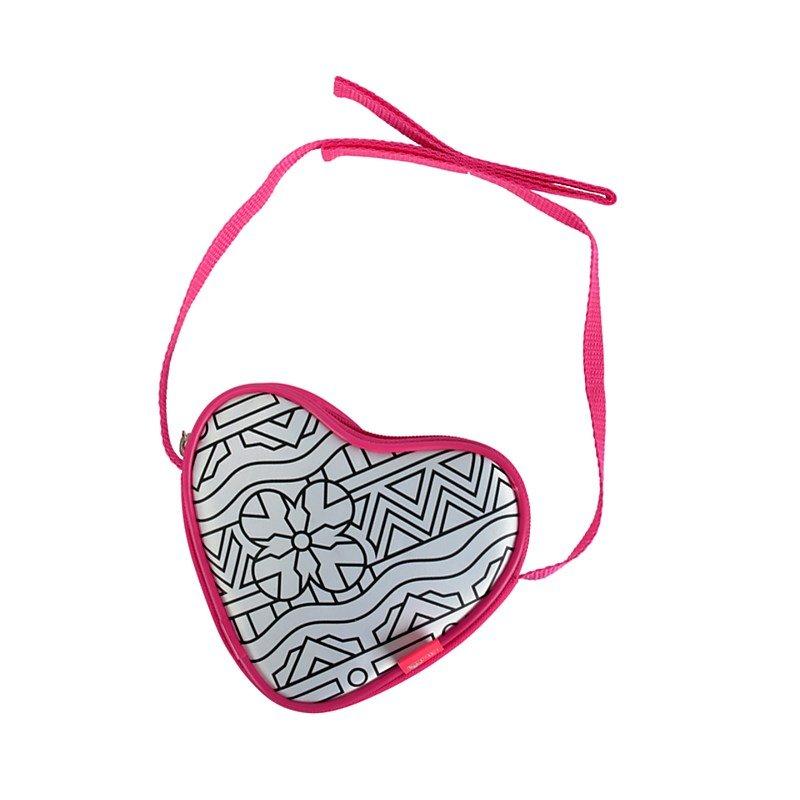 Color Me Mine Colorchange Heart Bag Simba 106371459