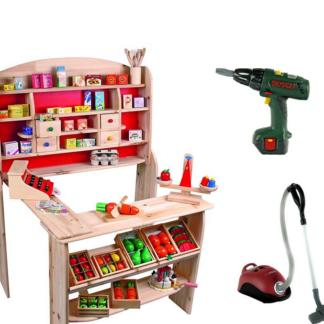 Haushalt, Werkzeug & Kaufmannsladen