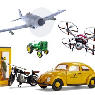 Fahrzeuge und Fluggeräte & R/C