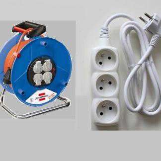 Strom, Kabel & Stecker
