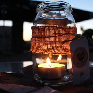 Beleuchtung, Solar & Windlichter im Garten